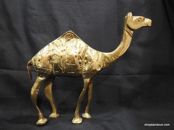 Camel 20x18x4 centimetre 775 gram Brass