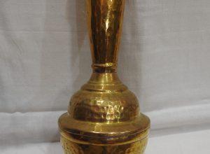 Vase 31x14 centimetre 445 gram Brass