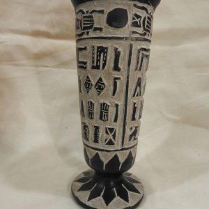 Vase 15x6 centimetre 412 gram Bazalt