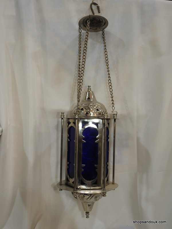 Ceiling Lantern 35x15 centimetre 850 gram yellow 9SP 7 Oxidized