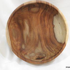 Wooden ball 19x7 centimetre 365 gram