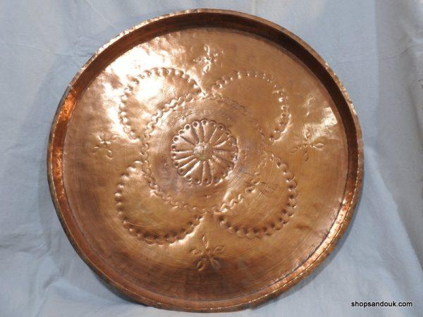 Large Tray 72 centimetre 4000 gram Vintage