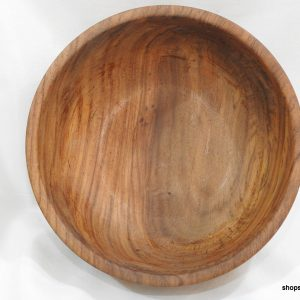 Wooden ball 18x8 centimetre 400 gram