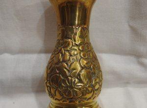 Vase 15x7 centimetre 130 gram Brass
