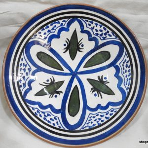 22x5 centimetre 400 gram pottery