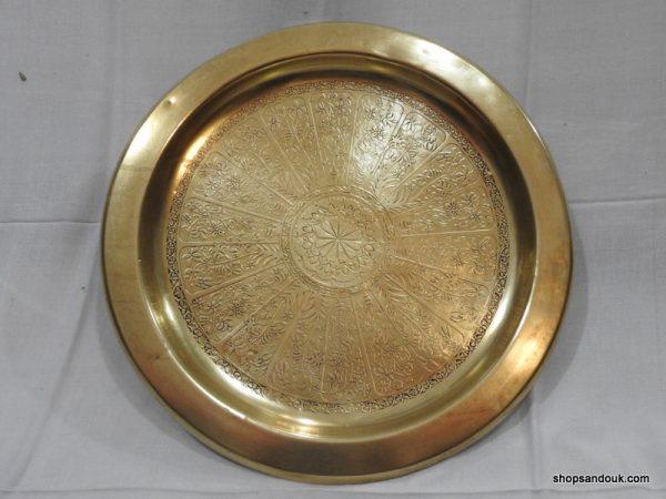 Tray 39 centimetre 615 gram Vintage