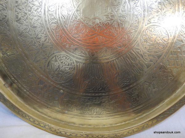 Large Tray 56 centimetre 3000 gram Vintage