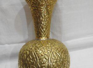 Vase 26x13 centimetre 600 gram Brass