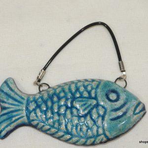 Fish 10x5 centimetre 50 gram Porcelain