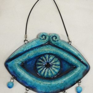 Eye 16x14 centimetre 290 gram Porcelain