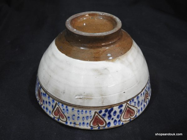 11x8 centimetre 200 gram pottery