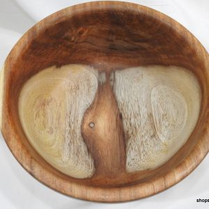 Wooden ball 23x10 centimetre 650 gram