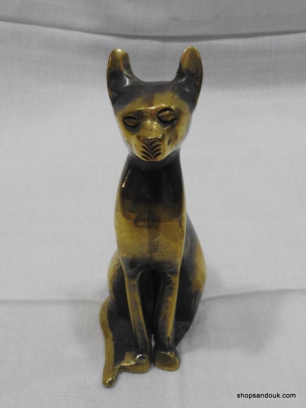 Cat Bastet 14x7 centimetre 355 gram