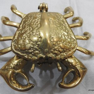 Ashtray Crab 13x12x4 centimetre 270 gram
