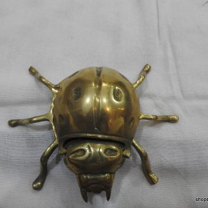 Ashtray Crab 14x12x4 centimetre 270 gram