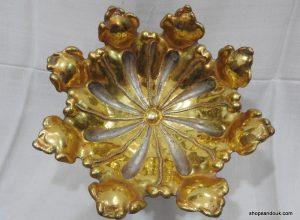 Fruit Bowels 410 gram 24x14 centimetre vintage
