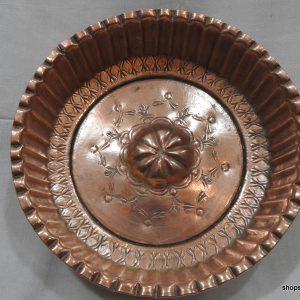 Fruit Bowel 23x6 centimetre 700 gram vintage