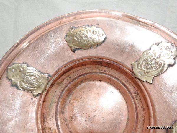 Ibriq 54x36 centimetre 4000 gram Copper