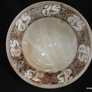28x8 centimetre 725 gram pottery