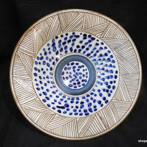 22x7 centimetre 500 gram pottery