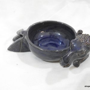 Animal 15x7 centimetre 250 gram pottery